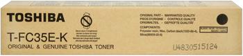 Toshiba t-fc35k toner nero, durata 24.000 pagine
