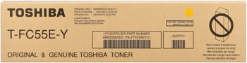 Toshiba t-fc55y toner giallo, durata 27.000 pagine