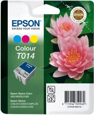 Epson t01440110 cartuccia colore