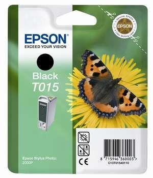 Epson t01540110 cartuccia nero