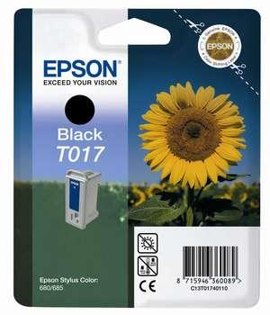 Epson t01740110 cartuccia nero