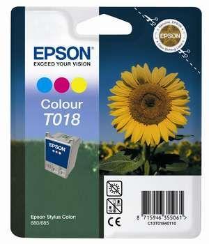 Epson t01840110 cartuccia colore