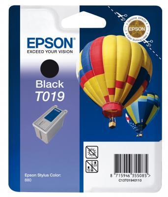 Epson t01940110 cartuccia  inchiostro nero