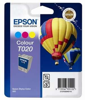Epson t02040110 cartuccia inchiostro colore