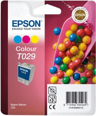 Epson t02940110 cartuccia colore