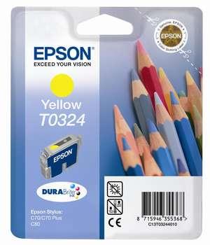 Epson t03244010 cartuccia giallo