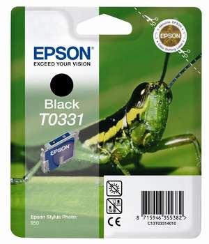 Epson t03314010 cartuccia nero 17ml