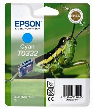 Epson t03324010 cartuccia cyano 17ml