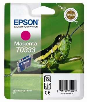 Epson t03334010 cartuccia magenta 17ml