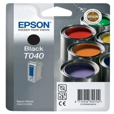 Epson t04014010 cartuccia nero 420p