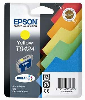 Epson t04244010 cartuccia giallo