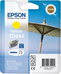 Epson t04444010 cartuccia giallo 450p