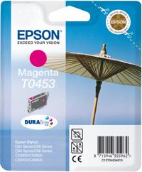 Epson t04534010 cartuccia magenta 280p