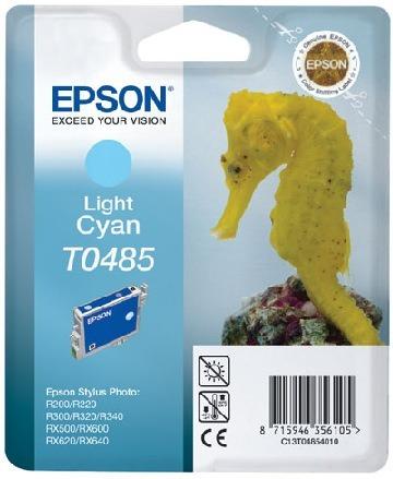 Epson t04854010 cartuccia lightcyano 13ml