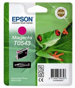 Epson t05434010 cartuccia magenta, capacit� 13ml