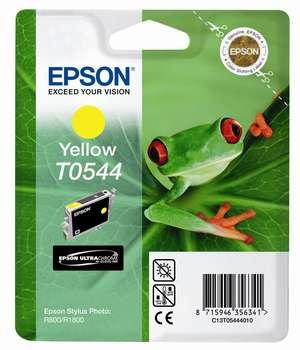 Epson t05444010 cartuccia giallo, capacit� 13ml