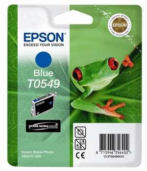 Epson t05494010 cartuccia blu