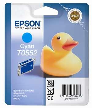 Epson t05524010 cartuccia cyano, durata 290 pagine