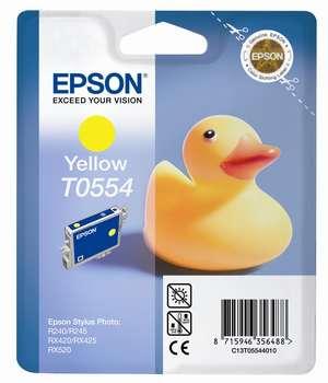 Epson t05544010 cartuccia giallo, durata 290 pagine
