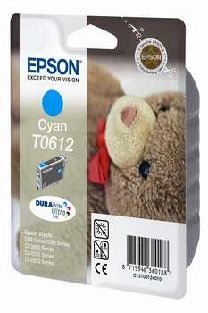 Epson t06124010 cartuccia cyano durata 420 pagine