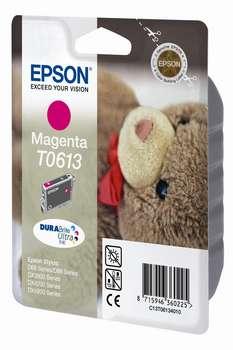 Epson t06134010 cartuccia magenta 420 pagine