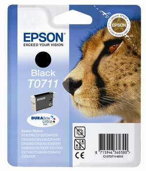 Epson t07114010 cartuccia nero 7,5ml