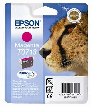 Epson t07134010 cartuccia magenta 5,5ml