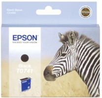 Epson t074140 cartuccia nero, capacit� 5,4 ml