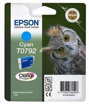 Epson t07924010 cartuccia cyano 11ml.