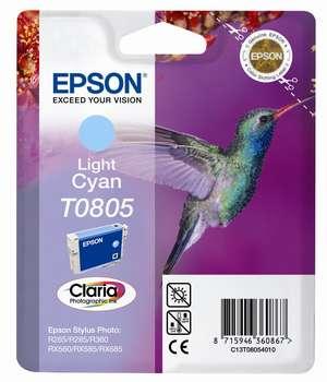 Epson t08054010 cartuccia lightcyano 7,4ml