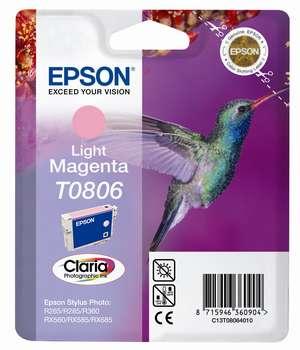 Epson t08064010 cartuccia lightmagenta 7,4ml