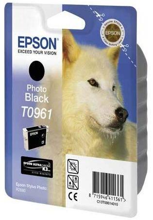 Epson t09614010 cartuccia photoblack