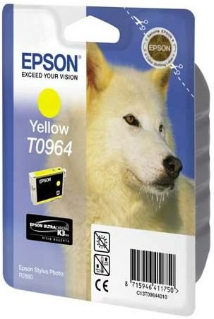Epson t09644010 cartuccia giallo