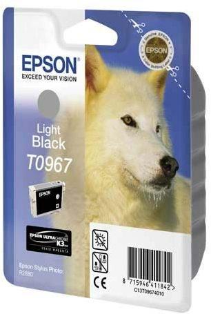 Epson t09674010 cartuccia lightblack