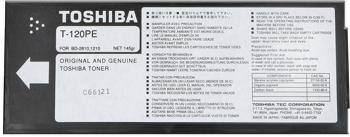 Toshiba t120p toner originale