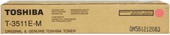 Toshiba t3511m toner magenta, durata indicata 10.000 pagine