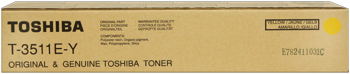 Toshiba t3511y toner giallo, durata indicata 10.000 pagine