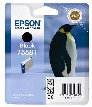 Epson t55914010 cartuccia nero