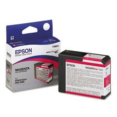 Epson t580300 cartuccia magenta