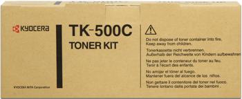 kyocera tk-500c toner cyano 8.000p