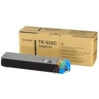 kyocera tk-520c toner cyano 4.000p