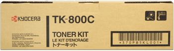 kyocera tk-800c toner cyano