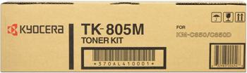 kyocera tk-805m toner magenta 10.000p