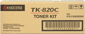 kyocera tk-820c toner cyano