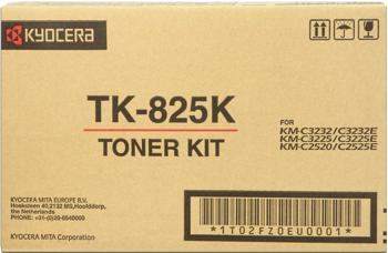 kyocera tk-825k toner nero 15.000p
