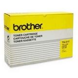 Brother tn-01y toner giallo