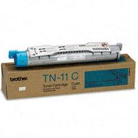 Brother tn-11c toner cyano 6.000p