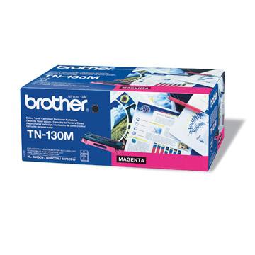 Brother tn-130m toner magenta, durata 1.500 pagine