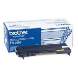 Brother tn-2005 toner originale nero, durata 1.500 pagine