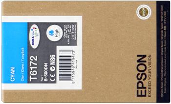 Epson T617200  Cartuccia ciano, durata 7.000 pagine